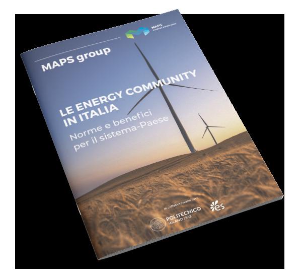 Maps Comunita Energetiche Brochure