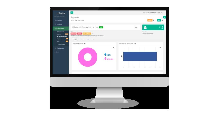 Solutions Roialty MapsGroup desktop