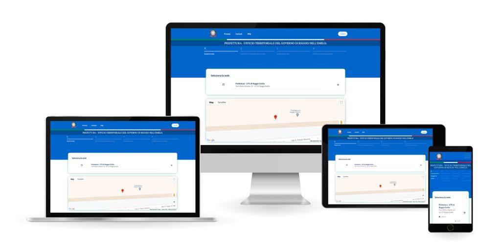 Roialty MapsGroup clienti Prefettura