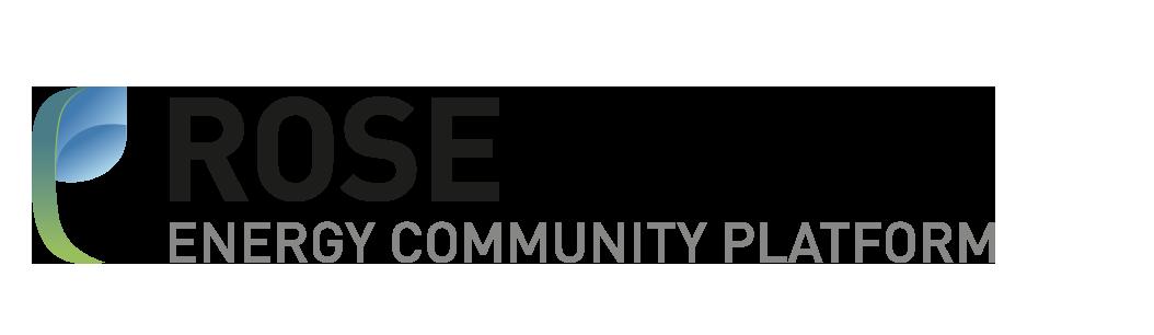 Rose Energy Community Platform Logo